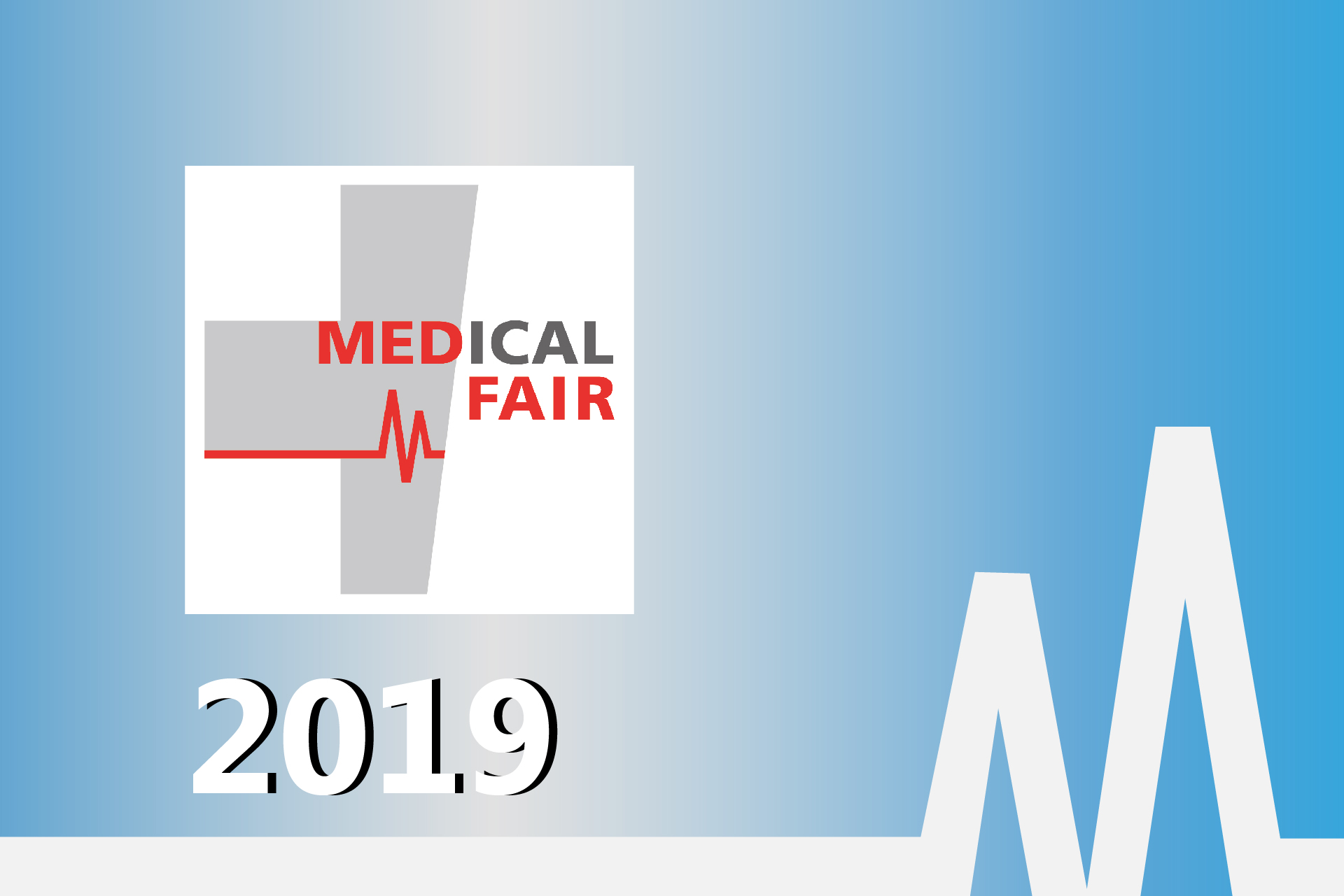 2019 MEDICAL FAIR (SEP.11th~13th)